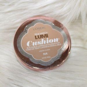 L'Oreal Makeup - L'oreal Lumi Buff Beige True Match Foundation